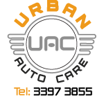 Urban Auto Care Sticky Logo