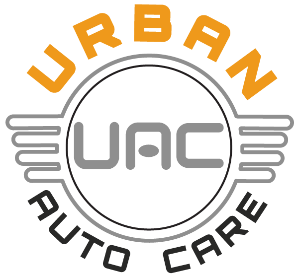 Urban Auto Care Retina Logo